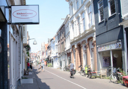 De ondernemers in de Nieuwstraat en T.G. Gibsonstraat staan voor je klaar, ook nu!