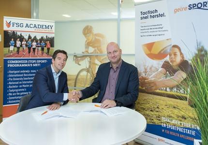 Gelre Sport sponsort jongesporttalenten FSG Academy