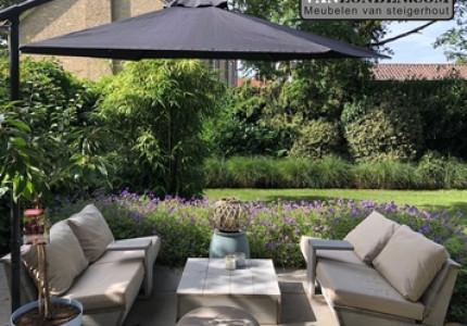 Steigerhouten meubels: hoe houd je ze mooi?