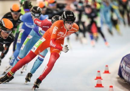 Strijd om Marathoncup nadert ontknoping in Deventer