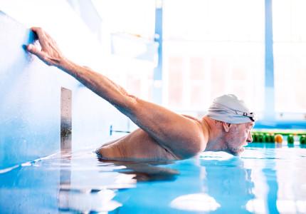 Masterzwemmers voor elk niveau