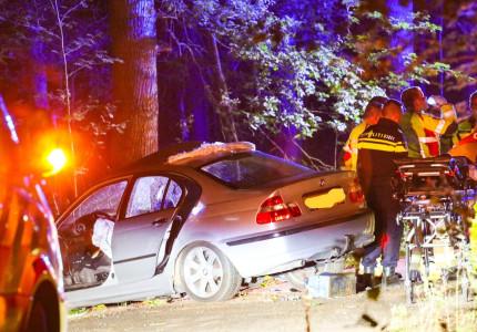 Bestuurder dodelijk ongeval Uddel had geen rijbewijs
