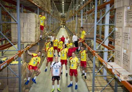 Draisma Dynamo presenteert clublied