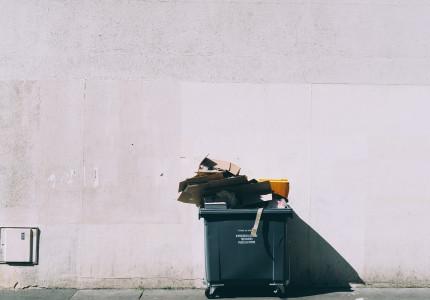 Belang van afvalbakken