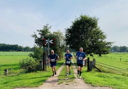 Halve marathon of een run-bike-run?