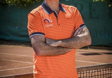 Jacco Eltingh Technisch Directeur bij tennisbond
