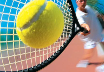 Open tennistoernooi Vego in Apeldoorn