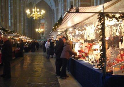 Jubileum GrotenKerk Kerstmarkt