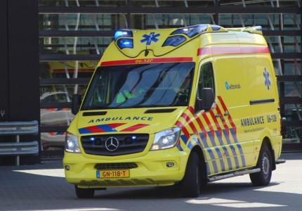 Scooterrijder zwaargewond na ongeval in Olst