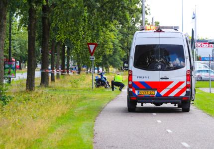Man raakt ernstig gewond bij ongeval op Kayersdijk in Apeldoorn