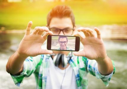 Selfie-wedstrijd op recreatiegebieden Leisurelands