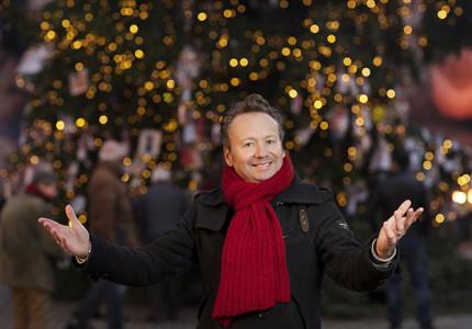 Joris' Kerstboom voor het eerst in Deventer