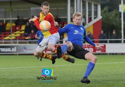 Sebastian van Laar vertrekt na dit seizoen bij csv Apeldoorn