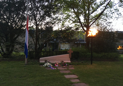 Viering 75+1 jaar Bevrijding in Beekbergen afgelast
