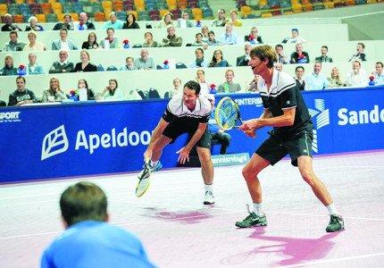 15e Editie AFAS Tennis Classics met 15 nummers 1