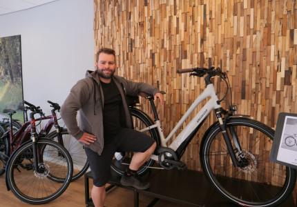 De best geteste e-bike vind je gewoon bij Stappenbelt