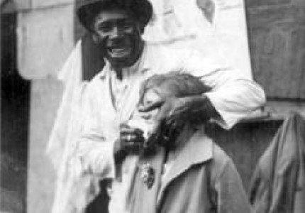 Zwarte zakenman Menthol leerde Apeldoorn tandenpoetsen
