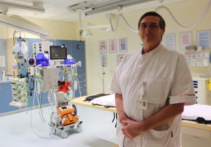 Traumachirurg neemt na bijna 30 jaar afscheid van het Gelre Ziekenhuis