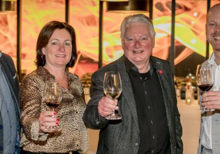 Al een kwart eeuw hoogste kwaliteit in wijnen