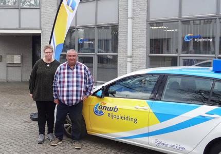 ANWB Rijopleiding Oscar Palm is verhuisd in Apeldoorn!