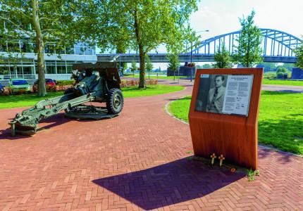 Vier Airborne wandelroutes houden oorlogsherinnering levend