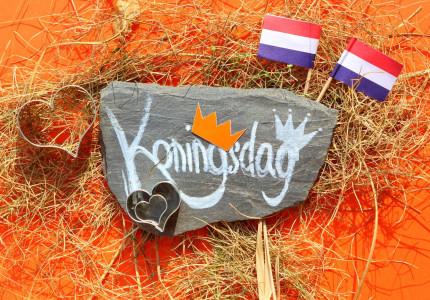 Koningsdag in Deventer