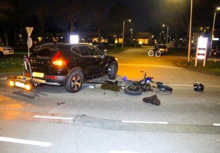 Ernstig ongeval in Lochem; traumahelikopter opgeroepen