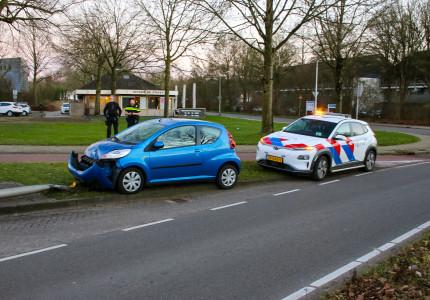 Gewonde bij eenzijdig ongeval in Zutphen