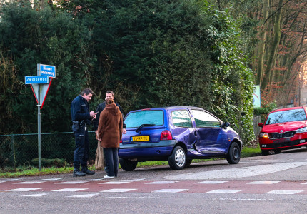 Gewonde bij ongeval in Wenum Wiesel