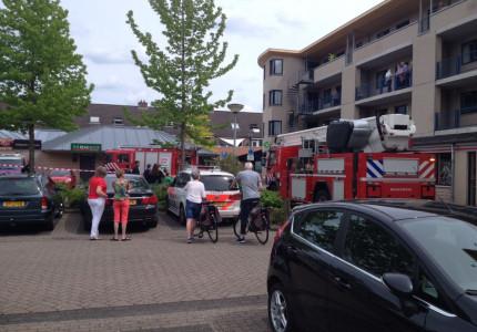 Woningbrand Warnsveld (Zutphen)
