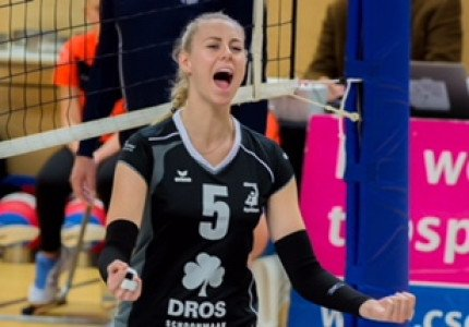 Lisa Nobel verlaat volleybalvereniging Alterno