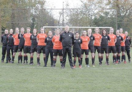 ZVV'56 zet vol in op vrouwenvoetbal
