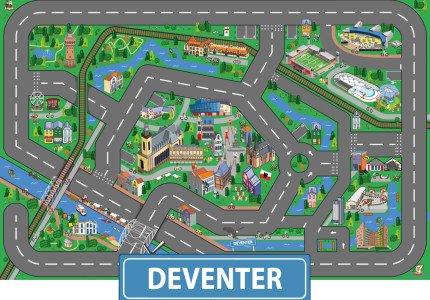 Win een speelkleed van Deventer