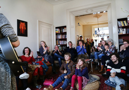 Huiskamerfestival viert lustrum