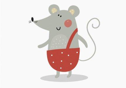 Piep zei de muis