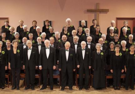 Advies RIVM aan zangkoren: zing in zigzagformatie