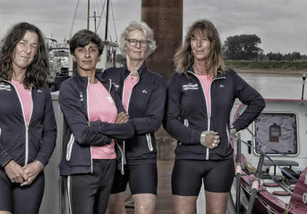 Dutchess of the Sea klaar voor zwaarste roeitocht ter wereld