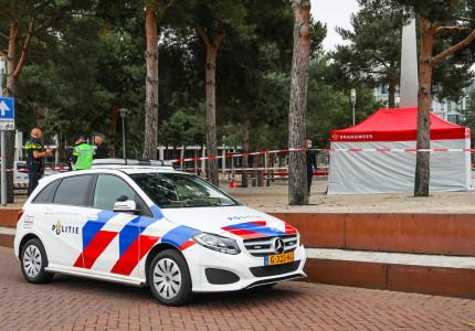 VIDEO | Overleden man aangetroffen op Stationsplein in Apeldoorn