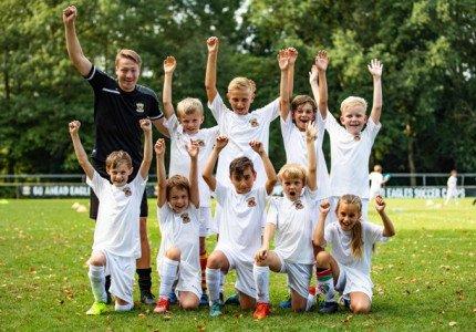 Go Ahead Eagles Soccer Camps: voetbalkamp in de zomer