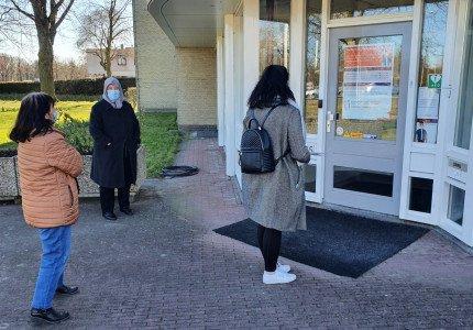 Woonbedrijf Ieder1 houdt deur dicht voor actievoerende huurders