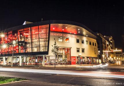 Winactie Deventer Schouwburg in kader van landelijke campagne