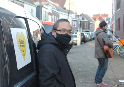Ode aan Jos en Balkonbeweging in Deventer