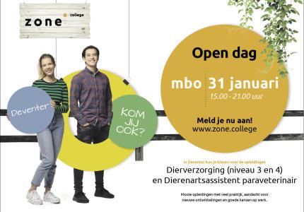 Open dag Zone.college Deventer