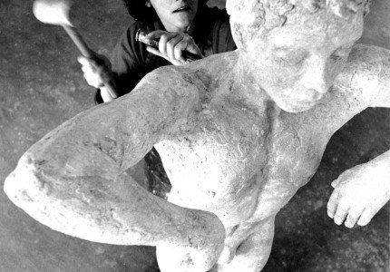 Archief kunstenaars ontsloten: veel foto's en documentatie