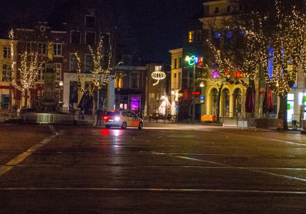 Een stille nacht in Deventer