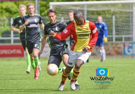 Omar Yakubu volgend seizoen in A-selectie csv Apeldoorn