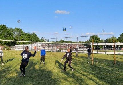 DIAVO met grootste recreantenafdeling derde club in volleybalstad Apeldoorn: 'Wij nu aantrekkelijk alternatief voor elk gewenst niveau'