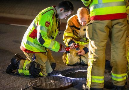 Brandweer uren druk met 'stank' lucht in Twello