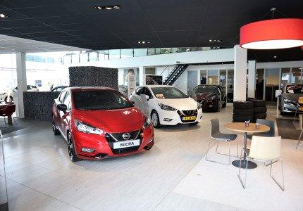 Herwers Nissan in de top van Nederland