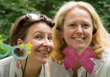Stichting Uitgestelde Kinderfeestjes genomineerd voor positiviteitsprijs